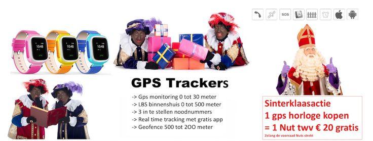 GPS horloge + 5 jaar