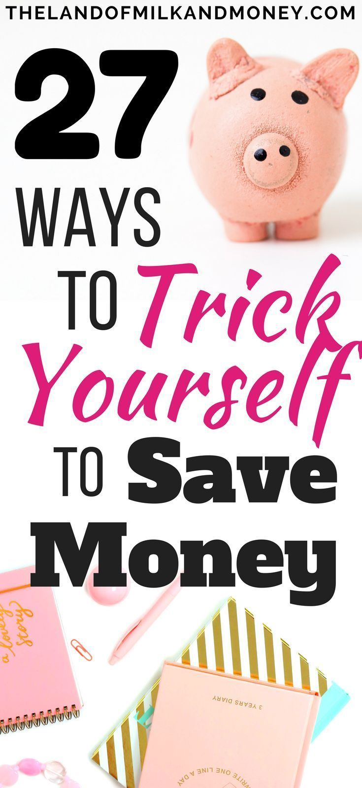 12 best how to succeed in ap us history images on pinterest 27 ways to trick yourself to save money fandeluxe Image collections