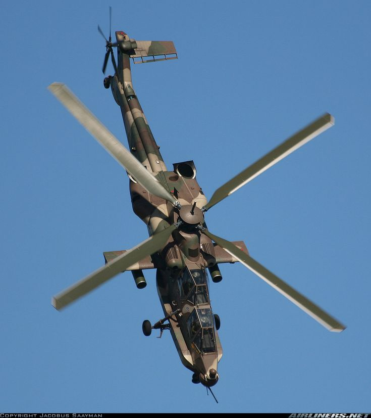 Denel AH-2A Rooivalk
