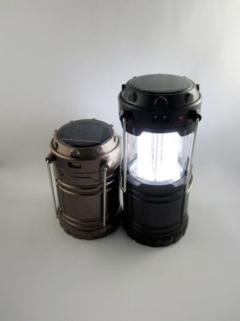 Multipurpose Solar Lantern