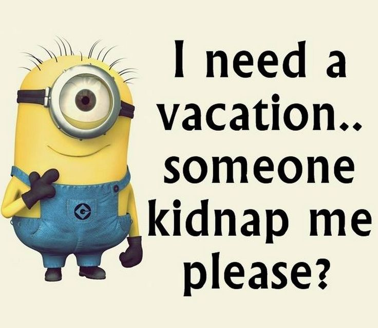 Thursday Minions Funny images of the hour (03:47:33 AM, Thursday 07, January 2016 PST) – 10 pics