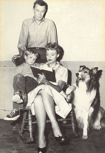 Lassie - Loved this TV show!  Lassie and Timmy were awesome!