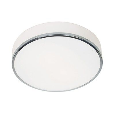 Light your ceilings with bright, comfortable light at an affordable price with the Access Lighting Aero! This ceiling flush mount light has a sleek and smooth shape that makes it a great fit for any room. Opal glass and chrome finish.