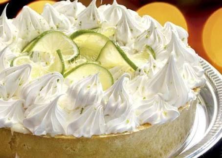 Resultado de imagem para torta de limao