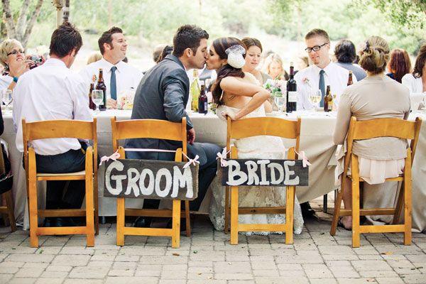 Wedding Budget Tips - Advantages a Backyard Wedding | Wedding Planning, Ideas & Etiquette | Bridal Guide Magazine