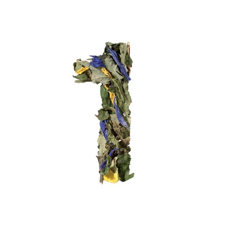 N° 1 – Herbal Tea Swiss Alpine – Clasic – Just t