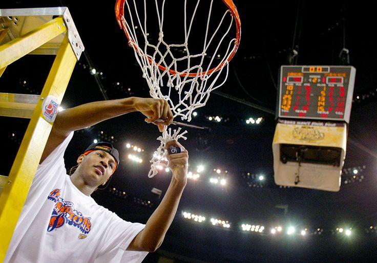 Carmelo Anthony : Classic photos of Carmelo Anthony