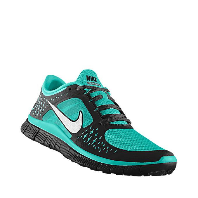 NIKEiD. Custom Nike Free Run 3 iD Women's Running Shoe