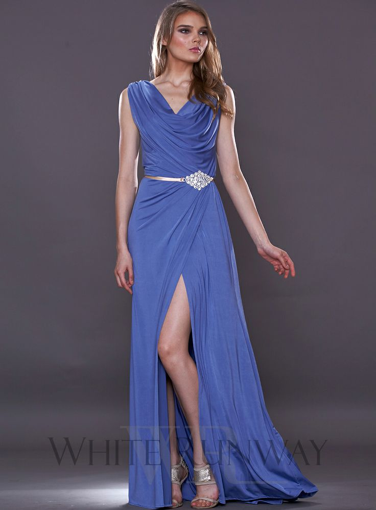 Pia Gladys Perey Irene Bridesmaid Dress