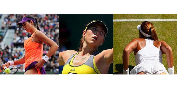 Garbiñe Muguruza, la campeona más sexy en la historia del tenis español. El pasado domingo, una nueva tenista española se coronaba como campeona en Roland Garros. Garbiñe Muguruza, nacida en Venezuela pero de padre español, empezó a jugar al tenis a los tres años en compañía de sus hermanos Asier e