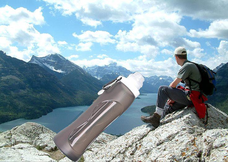 mountaineering water bottle