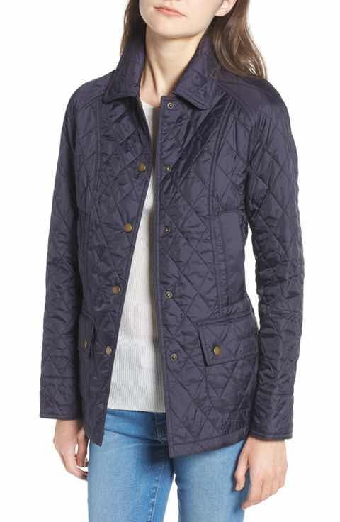 Barbour 'Beadnell – Summer' Quilted Jacket