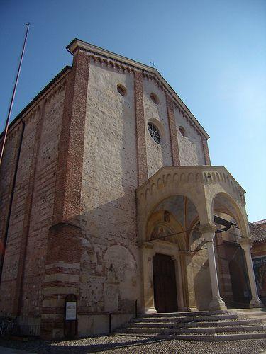 Chiesa di San Francesco Bassano del Grappa #TuscanyAgriturismoGiratola