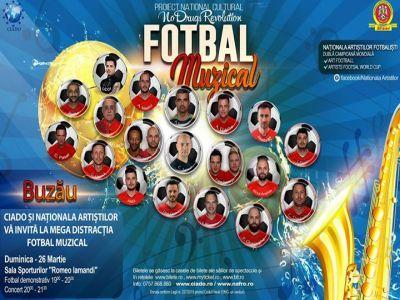 Fotbal muzical Buzau
