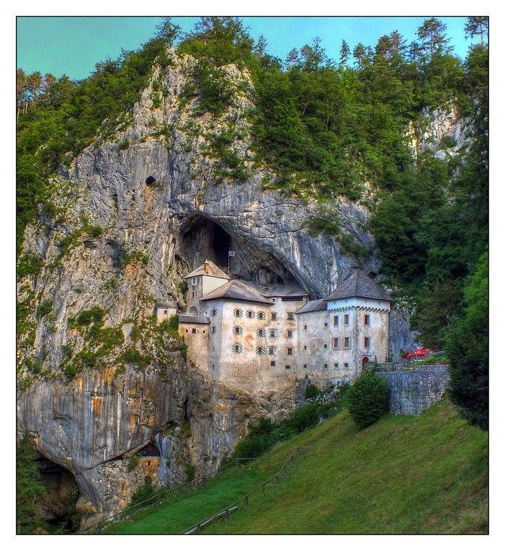 Predjama castle - Predjama, Notranjska