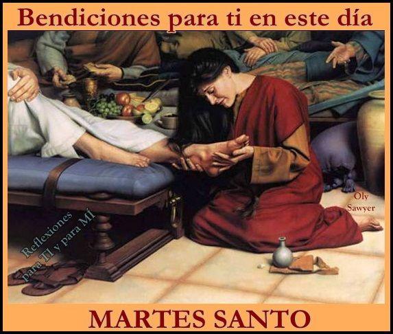 Para reflexionar este Martes Santo – Frases Espirituales – Mensaje del Papa Francisco http://www.yoespiritual.com/inteligencia-espiritual/para-reflexionar-este-martes-santo-frases-espirituales.html