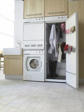 ASKO Drying Cabinets - Modern - Laundry Room Appliances - by ASKO Appliances, Inc.