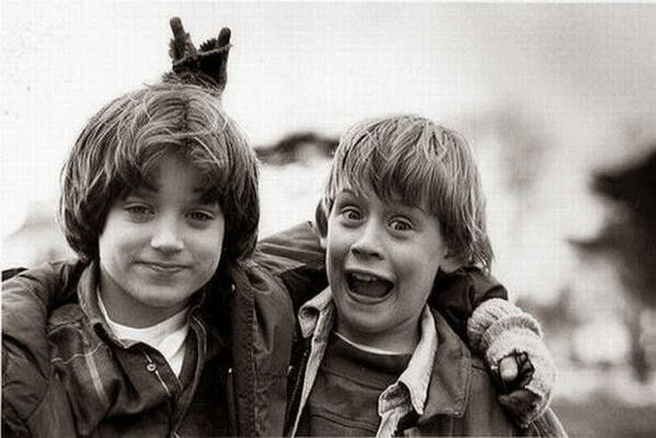 Ο Ελάιζα Γουντ και ο Μακόλεϊ Κάλκιν – 1993