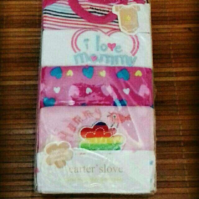 Saya menjual Pakaian bayi 5in1 jumper carter's cewek seharga Rp85.000. Dapatkan produk ini hanya di Shopee! https://shopee.co.id/gayayayyakuw/199989937 #ShopeeID