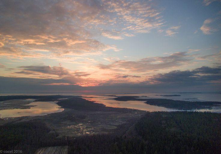 I wish i had better camera – Finland [OC] [3000×20…