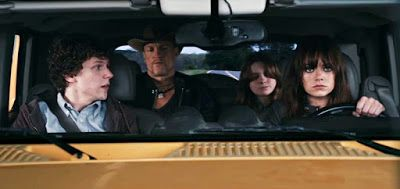 Review dan Sinopsis Film Zombieland (2009)