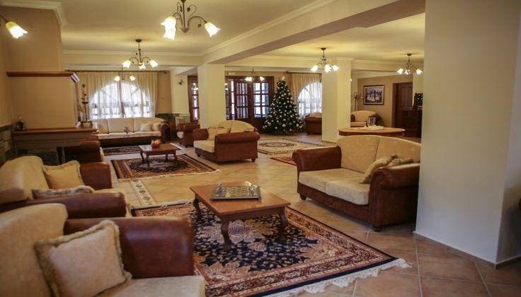 Καθαρά Δευτέρα στα Χάνια Πηλίου στο 4* Anamar Pilion Resort, 2χλμ από το Χιονοδρομικό Κέντρο, μόνο με 189€!