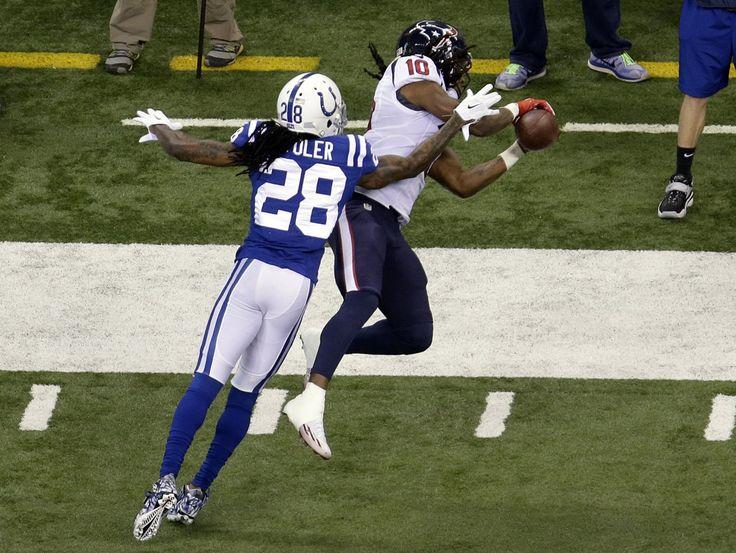 donte moncrief   Colts vs. Texans