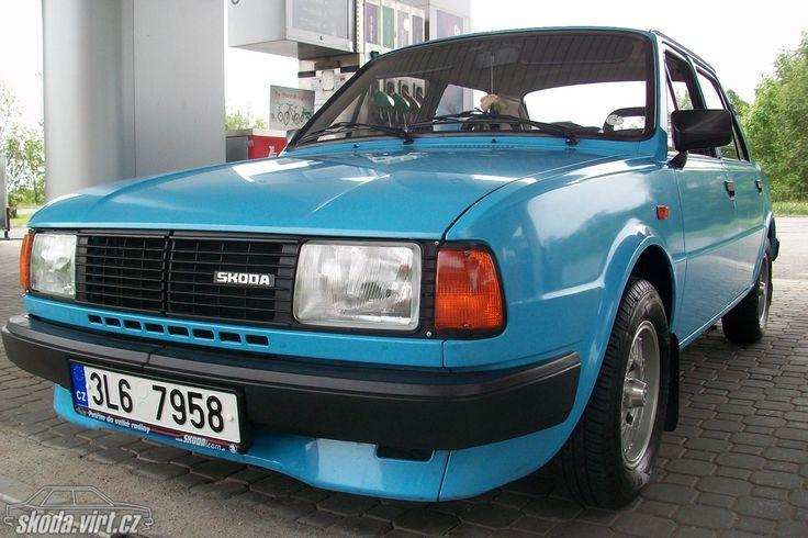 *Tomas / 105L < eMka < auta < skoda-virt.cz/