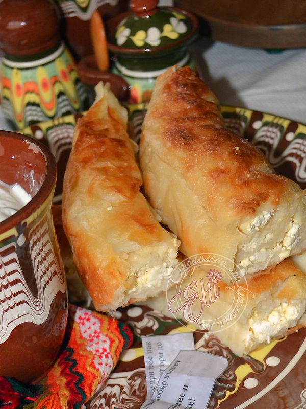 Споделено от кухнята на Elti: Златиборска пита