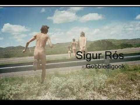 Sigur Rós - Gobbledigook