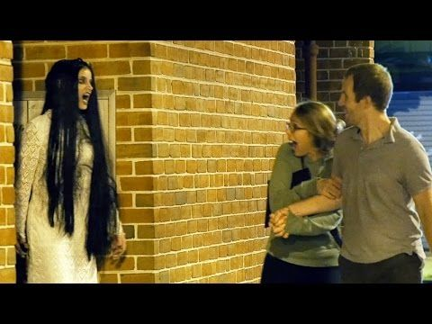 SCARY DEAD GIRL PRANK - YouTube