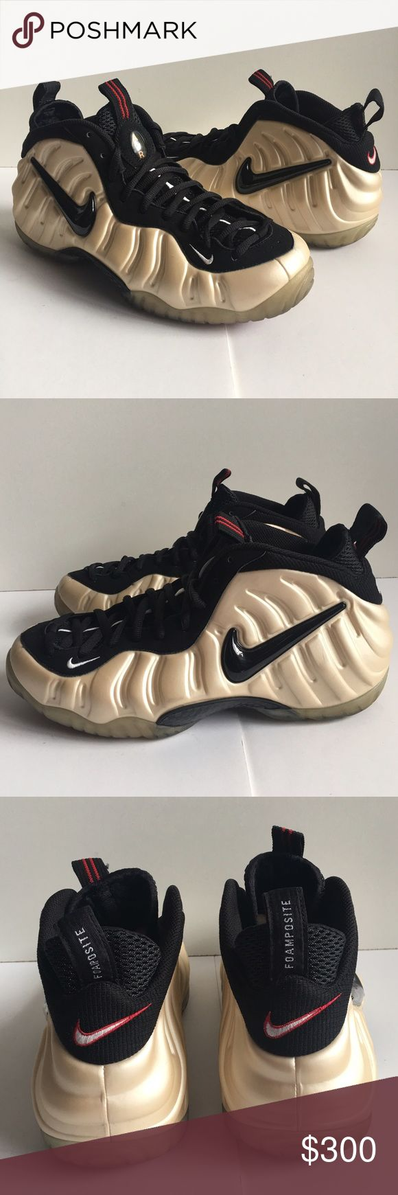 Nike Air Foamposite Pro Pearl 2006 men's size 11.5 Nike Air Foamposite Pro Pearl 2006 men's size 11.5. Near perfect condition. Worn 2x. Nike Shoes Athletic Shoes