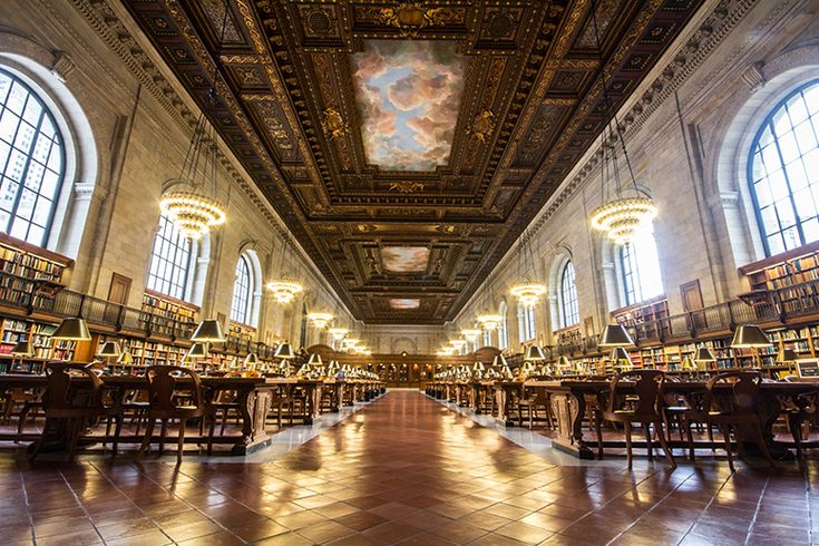 General Research Division Reading Room/Periodicals!Stephen A. Schwarzman Building 476 Fifth Avenue (42nd St and Fifth Ave) Third Floor , Room 315 New York, NY 10018 (917) 275-6975