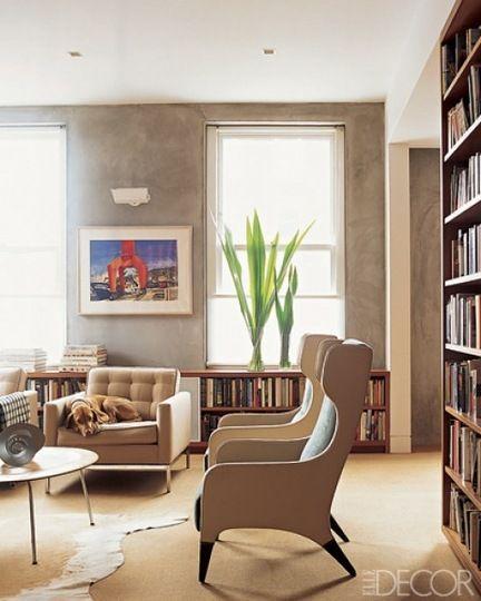 Living Room Built In Storage: 91 Best Images About Under Window Bookshelf On Pinterest