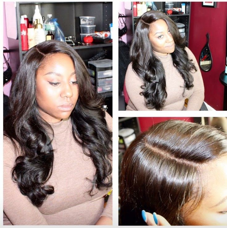 Watch me Slay! lace closure install