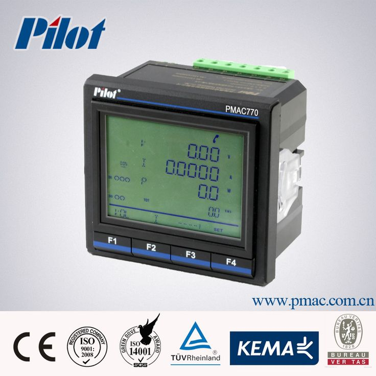 PMAC770 BACnet Multifunction power meter, 8M bytes memory LCD power meter, MODBUS multi-tariff (TOU) power meter, Harmonic power quality analyzer.  For more infromation, please kindly contact: pilot007@pmac.com.cn. Website: http://www.pmac.com.cn