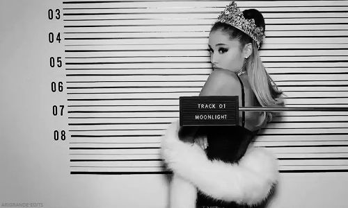arianagrande: 1. moonlight 2. dangerous woman 3. be alright 4. into you 5. side to side feat @nickiminaj 6. let me love you feat @liltunechi 7. greedy 8. leave me lonely feat @macygrayslife 9. everyday feat @future 10. sometimes 11. i don't care 12. bad decisions 13. touch it 14. knew better / forever boy 15. thinkin bout you preorder the album today ~ link in bio ♡
