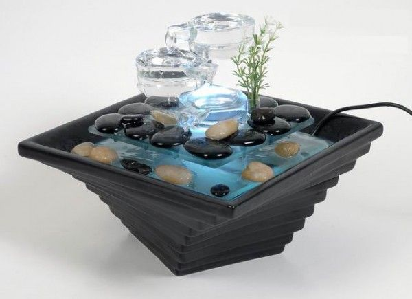 Cute Tabletop Fountains For Home