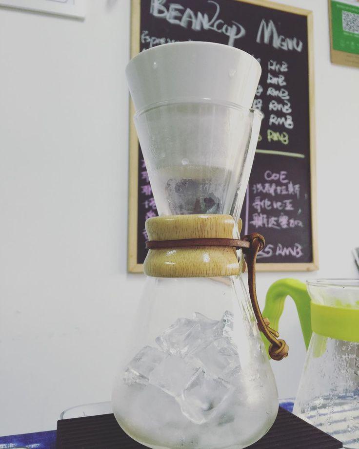 #chemex #icecoffee #Indonesia #bean2cupcoffee http://ift.tt/1U25kLY