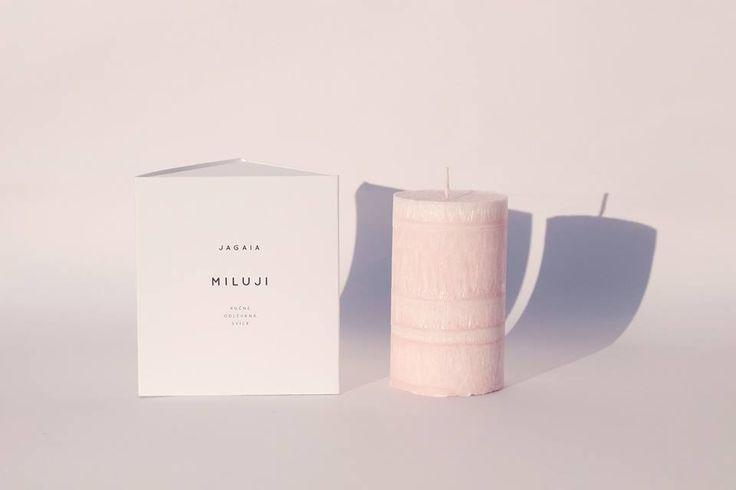 JaGaia / scented candle azalea