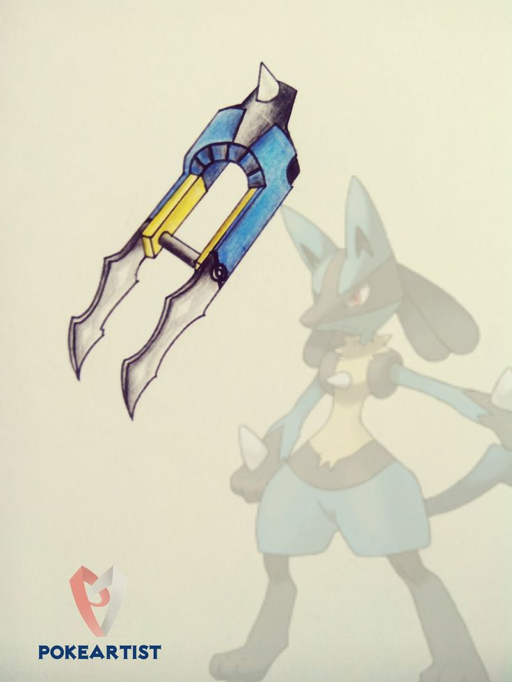 lucario's spirit weapon: dice and slice your rivals and other things with these claws! Super sharp, which makes it perfect for combat! Can be used to cooking too. Conditions: you need to make the weapon together in the mines with lucario.