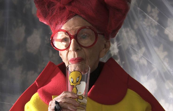 Iris Apfel: An Ageless Inspiration of Fashion and Creativity