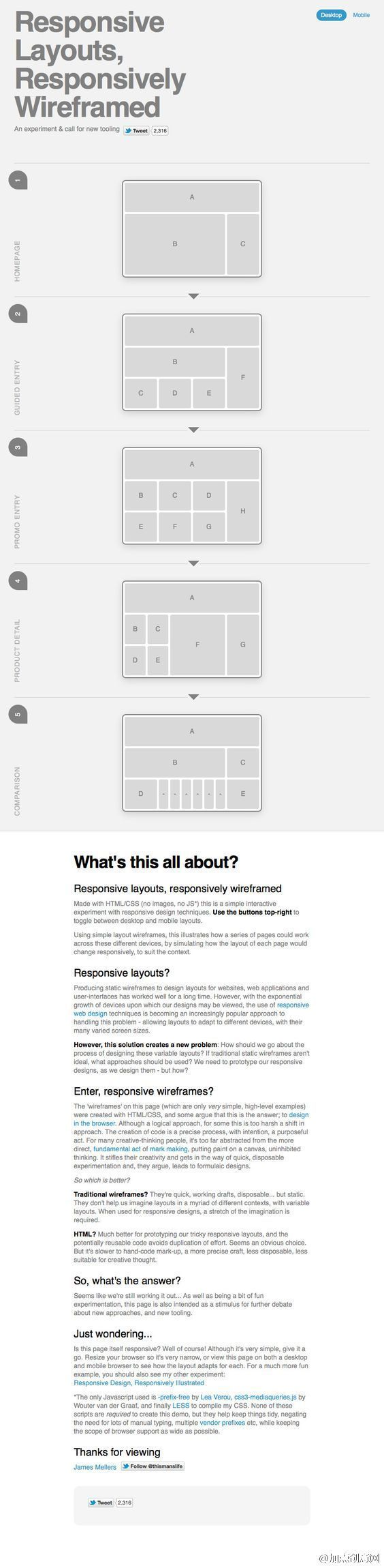 63 best web design images on pinterest web design inspiration the ux blog podcast fandeluxe Gallery
