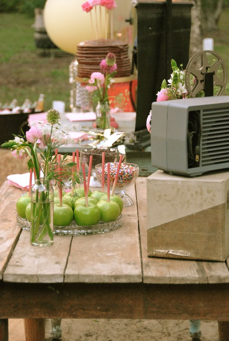 40 best party ideas images on pinterest marriage outdoor movie