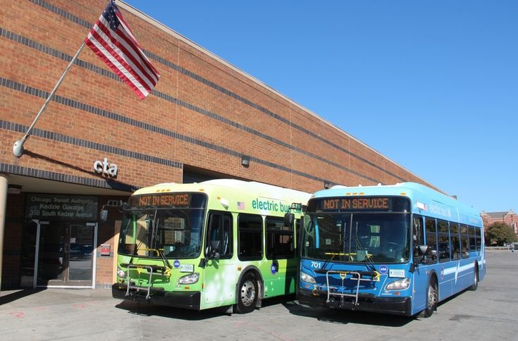 #READYSETGO #SWD #GREEN2STAY Chicago Transit Authority To Add Dozens Of Electric Buses After Successful Tests  Stephen Edelstein