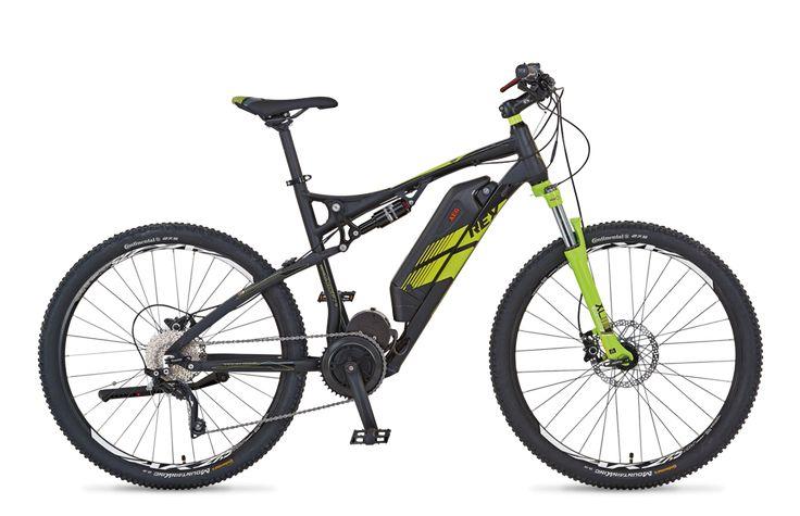 "BERGSTEIGER 7.9 – REX E-Bike Alu-MTB Fully 650B 27,5"" | https://www.rex-bike.de/de/shop/e-mtb/rex-e-bike-alu-mtb-fully-650b-27-5-bergsteiger-7-9-51667-0111 #rexbike #ebike #emtb"