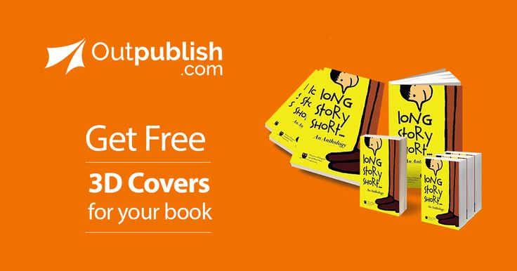Create beautiful 3D book covers for your book.