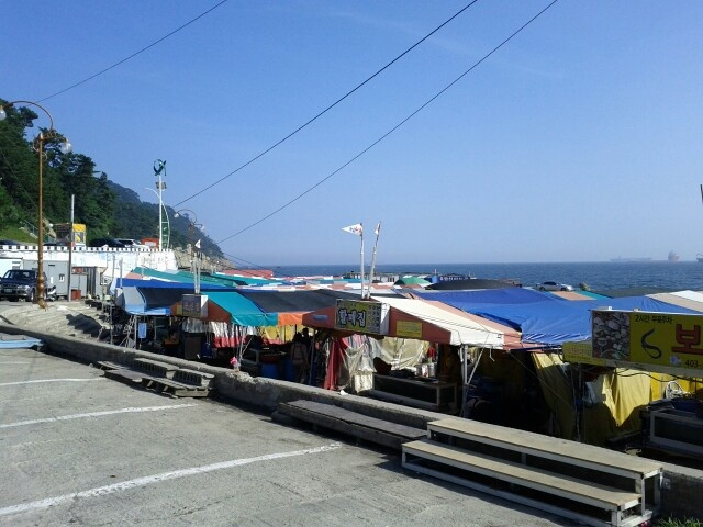2012-07-23, 태종대 자갈마당