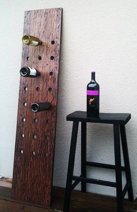 Estante para vino