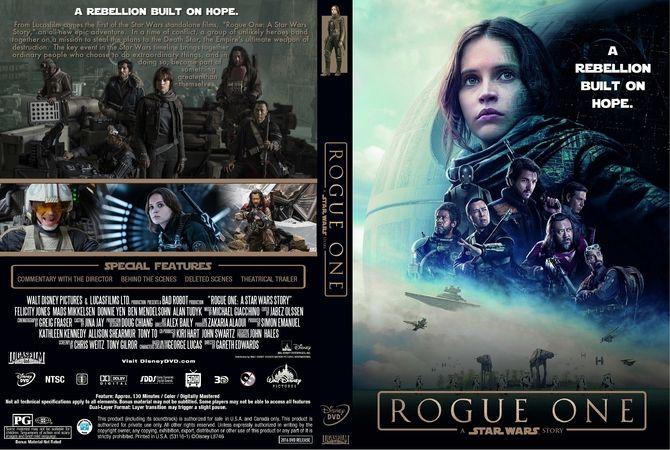 Rogue One Zeitliche Einordnung